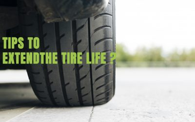 Tips to extend the tire life
