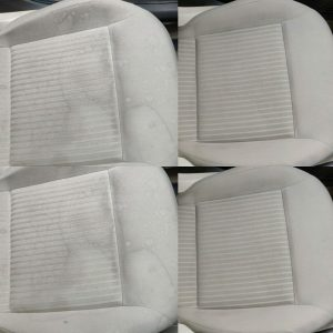 Seat & Roof Shampooing