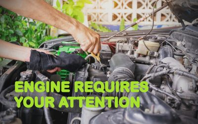 How to identify whether Car Engine requires your attention
