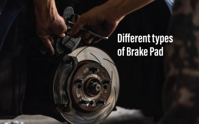 Different types of Brake Pad